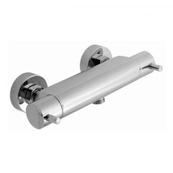 Vado Celsius Exposed Thermostatic Shower Valve