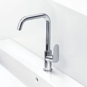 Hansgrohe Focus 240 Basin Mixer with Pop up Waste