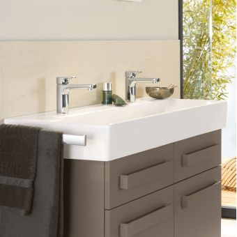 V & B 1200mm Memento Furniture Washbasin