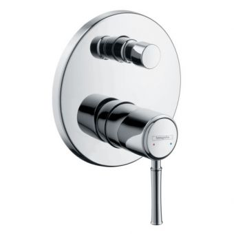 hansgrohe Talis Classic Manual Shower Valve with Diverter + Ibox Universal