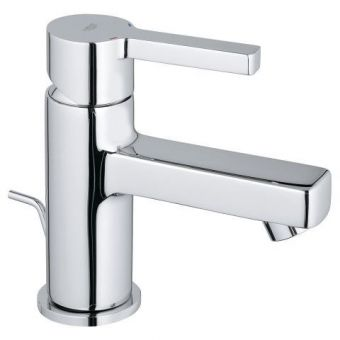 Grohe Lineare XS Basin Mixer with Pop up Waste