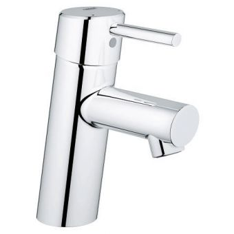 Grohe Concetto Smooth Body Basin Mixer (Low Pressure)