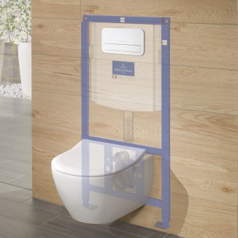 Villeroy and Boch ViConnect WC Frame