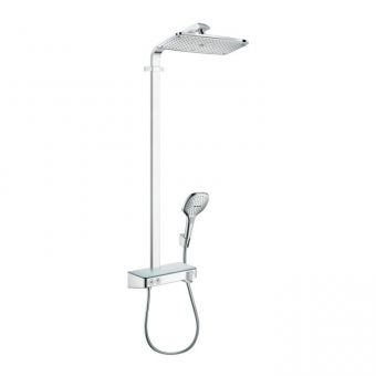 hansgrohe Raindance Select E360 Showerpipe