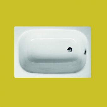 Bette LaBette 1200x700mm Steel Enamel Bath