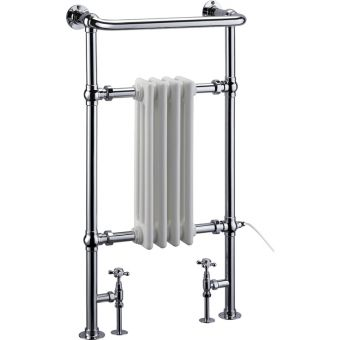 Burlington Bloomsbury Towel Warming Radiator Set
