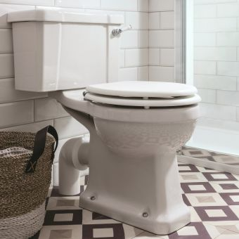 Burlington Close Coupled WC (510mm)