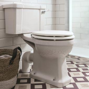 Burlington Close Coupled WC (510mm)