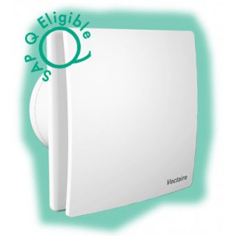 Vectaire Elegance Continuous Running Low Energy Extractor Fan