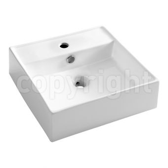 Bauhaus Tenerife Wall Mounted Basin
