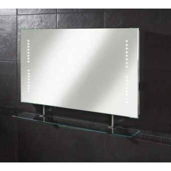 HIB Aztec Demistable LED Mirror