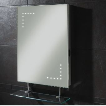 HIB Celeste Demistable LED Mirror