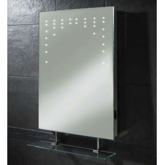 HIB Rain Demistable LED Mirror