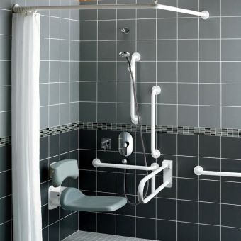 Armitage Shanks Contour 21 Doc M Shower Room