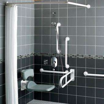 Armitage Shanks Contour 21 Doc M Shower Room