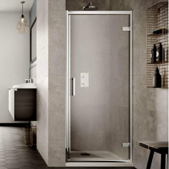 Sommer 8 Hinge Shower Door