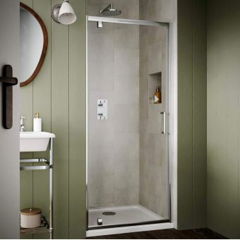 Sommer 6 Pivot Shower Door