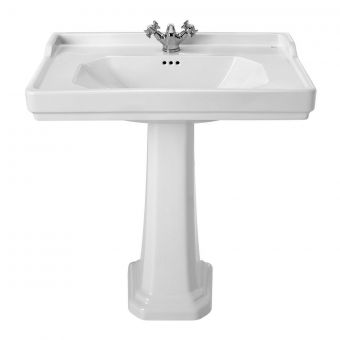 Roca Carmen 800mm Wall Hung Basin