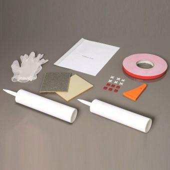 Abacus M1 Series Installation Kit - PPFK-0002-00