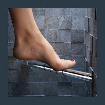 Impey Shower Foot Rest - ASA103