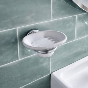 Roca Carmen Wall Mounted Soap Dish