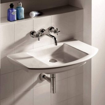 Roca Mohave Wall Hung Washbasin