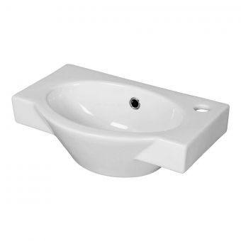 Roca Amaya Wall Hung Washbasin