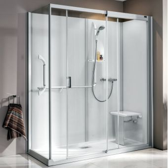 Kinedo Kinemagic Serenity+ Complete Shower Cubicle