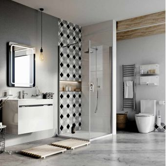 Crosswater Essentials Ensuite Package