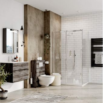 Crosswater Premium Family Bathroom Package
