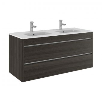 Crosswater Kai X 1200 Double Basin Unit