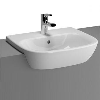 VitrA Zentrum Semi Recessed Counter Basin - 5635WH