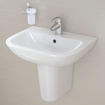 VitrA S20 Bathroom Basin - 5503WH