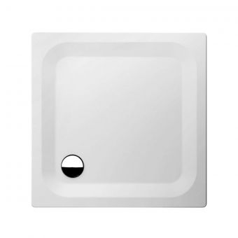 Bette Supra 65mm Square Steel Shower Tray