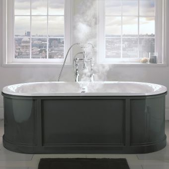 Imperial King Charles Cast Iron Freestanding Bath - CI000110