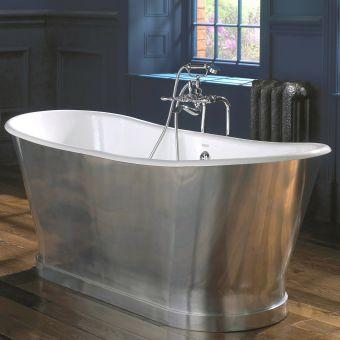 Imperial Radison Cast Iron Freestanding Bath