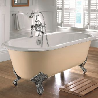 Imperial Bentley Cast Iron Freestanding Bath