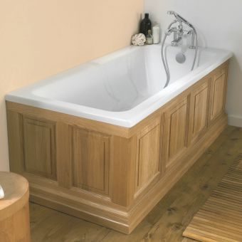 Imperial Astoria Deco Single Ended Bath