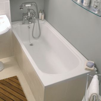 Imperial Oxford Single Ended Bath