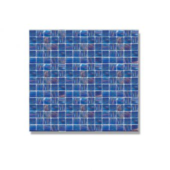 Abacus Glass Small Mosaic Tile 32.7 x 32.7cm