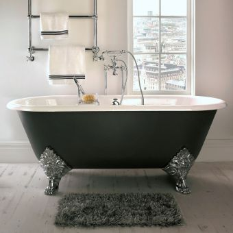 Imperial Roseland Cast Iron Bath