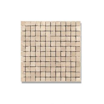 Abacus Genus Porcelain Marble Small Mosaic Tile