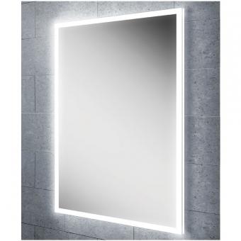 HIB Globe 700x500mm Steam Free LED Mirror