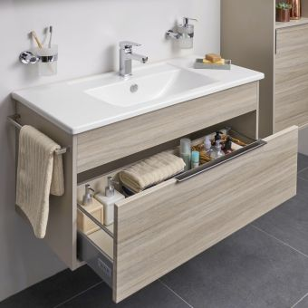 VitrA Integra Medium 800mm Vanity Unit with Basin