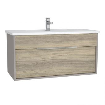 VitrA Integra Large 1000mm Vanity Unit with Basin - 61908