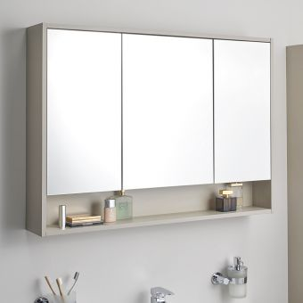 Keuco Royal 30 Tall Mirror Cabinet Uk Bathrooms