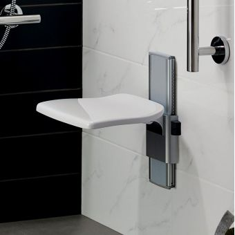 Ideal Standard Care Plus Adjustable Shower Seat