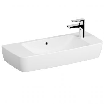VitrA Shift 80cm Compact Offset Basin