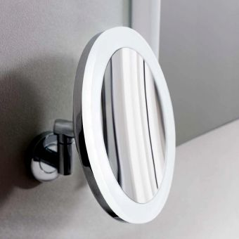 Crosswater MPRO LED Illuminated Magnifying Mirror - PRO_MIRROR