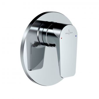 Villeroy and Boch Subway Concealed Shower Mixer Valve